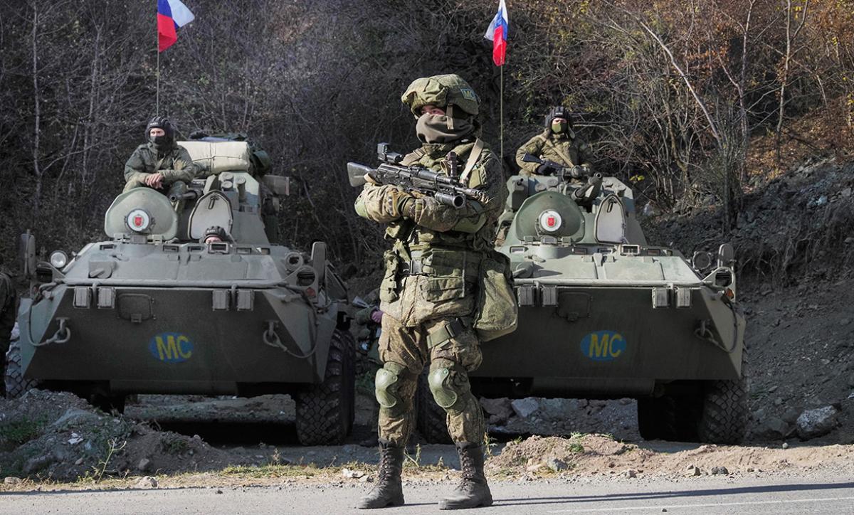 """Российские """"миротворцы"""" заняли новые населенные пункты в Карабахе: карта"""