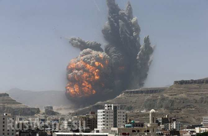 Кровь и слезы в Йемене: в результате авиаудара погибли 14 мирных жителей