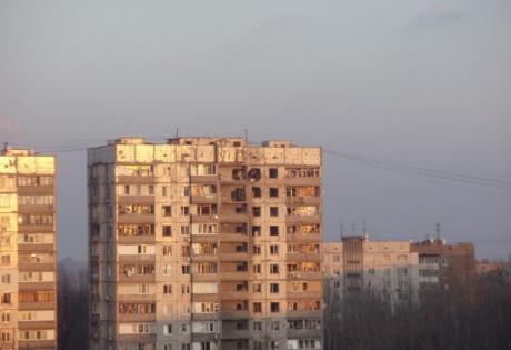 Ситуация в Донецке: новости, курс валют, цены на продукты 09.04.2015