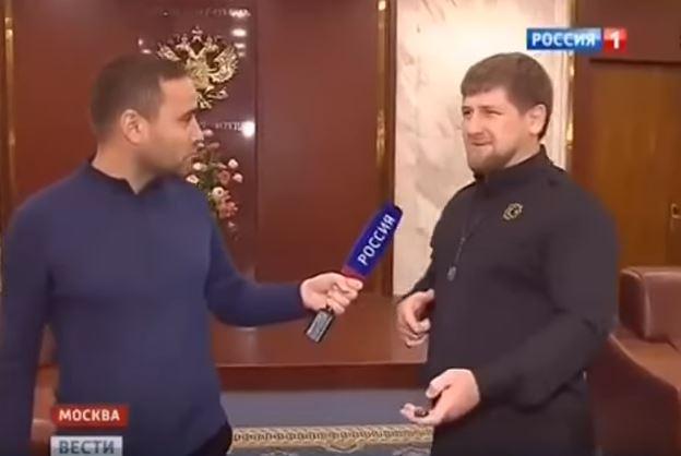 """""""Мы не промахиваемся, мы стреляем точно. Когда надо и куда надо"""", - Кадыров публично угрожает нардепу Мосийчуку. Кадры заявления главы Чечни"""