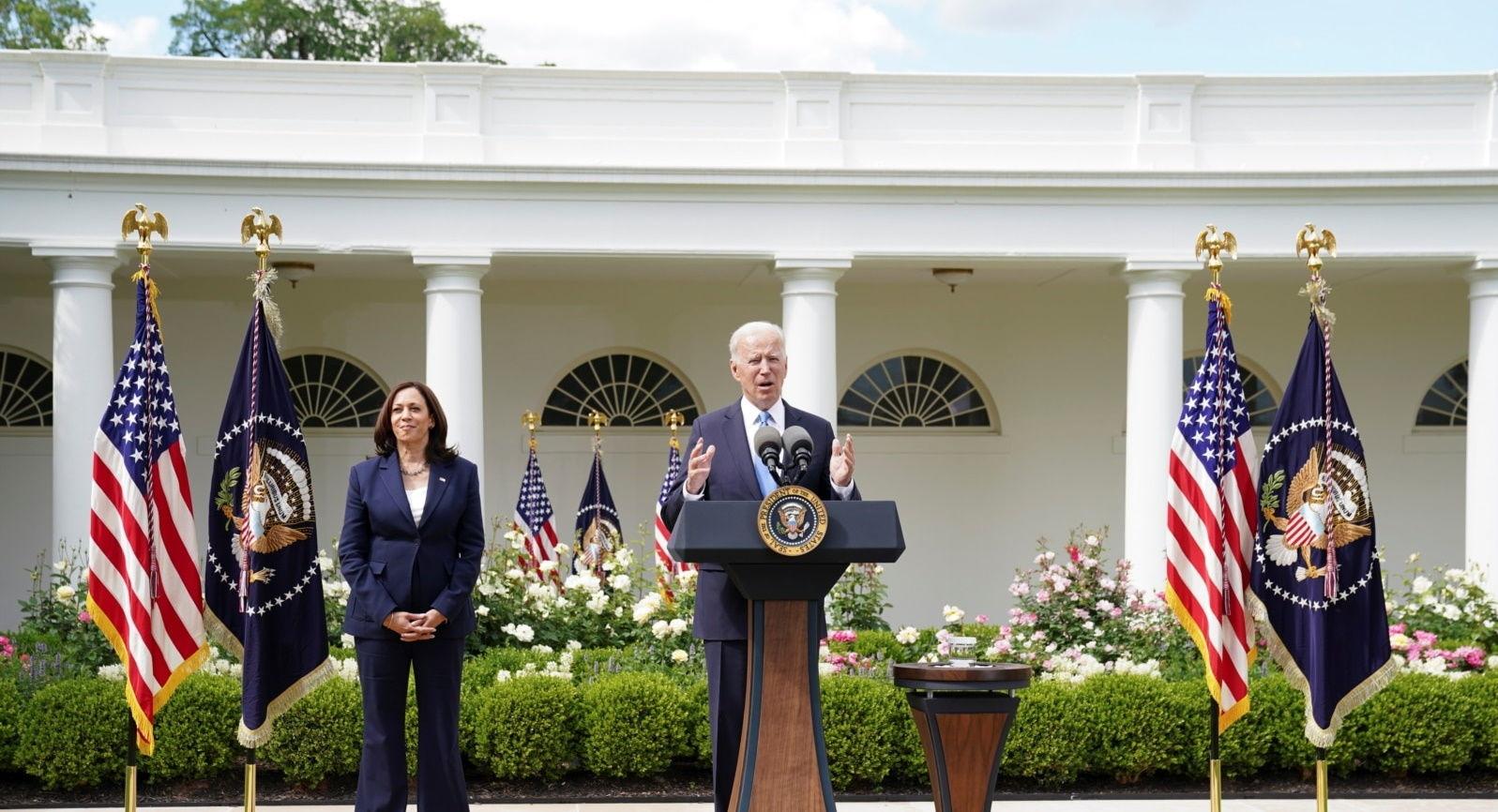 """""""Это великий день"""", – президент США Байден выступил с громким обращением к нации"""