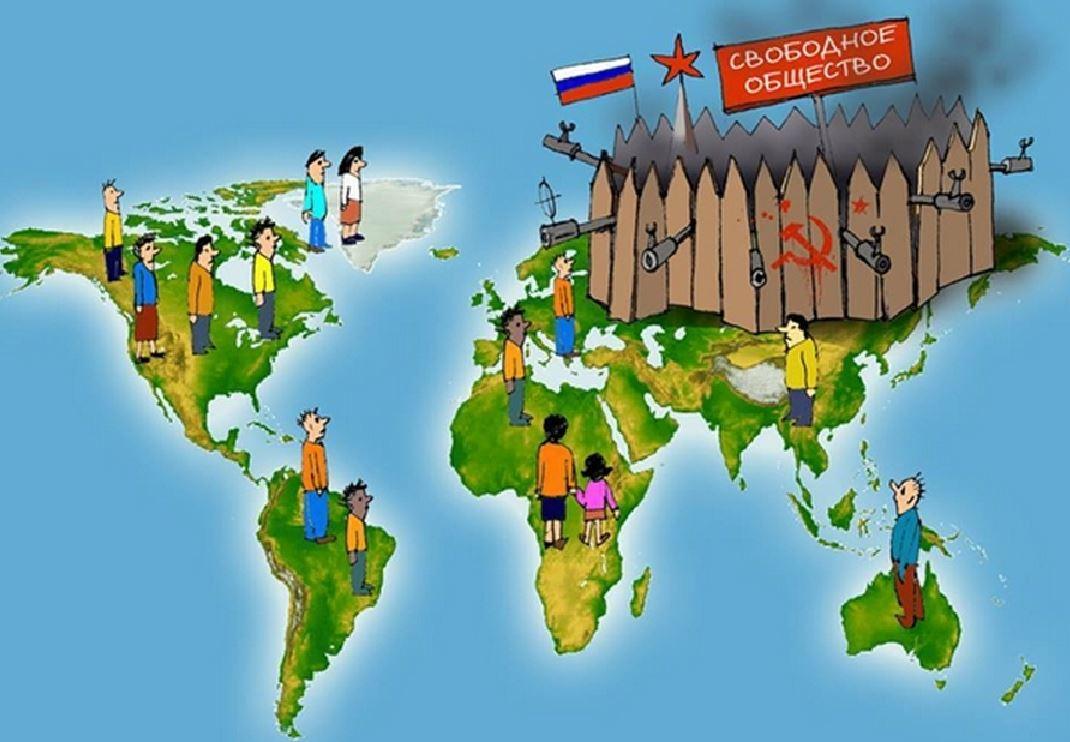 """""""Россия начала шаги по изоляции страны"""", - журналист пояснил, к чему это приведет"""