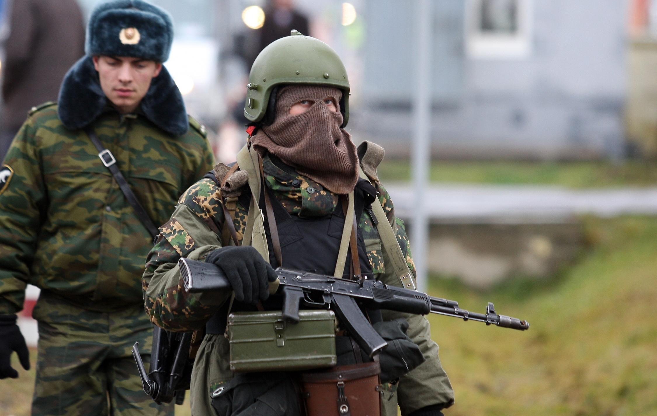 В России создают частные армии