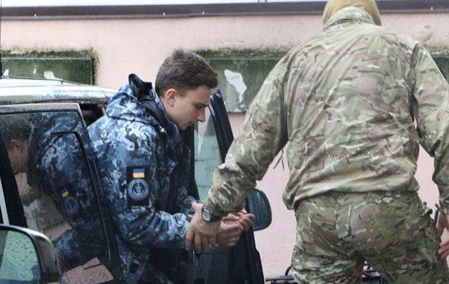 Правозащитники добились получения информации о состоянии здоровья украинских пленных моряков