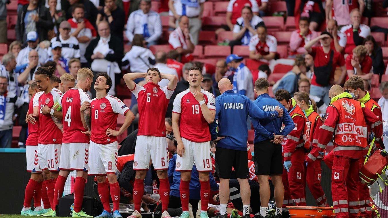 """""""Эриксен был мертв, остановилось сердце"""", - врач сборной Дании не знает, как удалось спасти футболиста"""