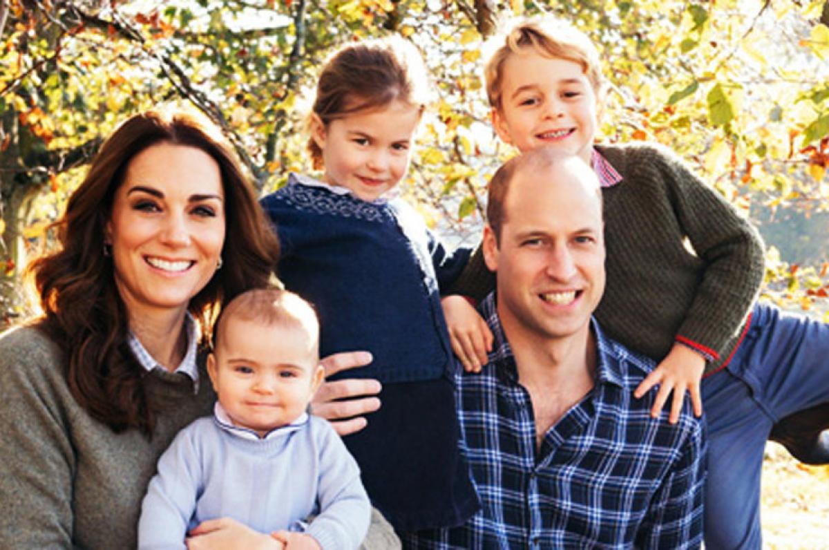 Дети Кейт Миддлтон и принца Уильяма записали видео для врачей, помогающих бороться с коронавирусом