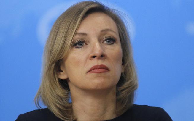 украина, крым, захарова, выборы, путин, скандал, ес, санкции