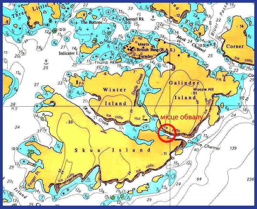 В Антарктиде возле украинской станции произошло ЧП: такого никогда ранее не было