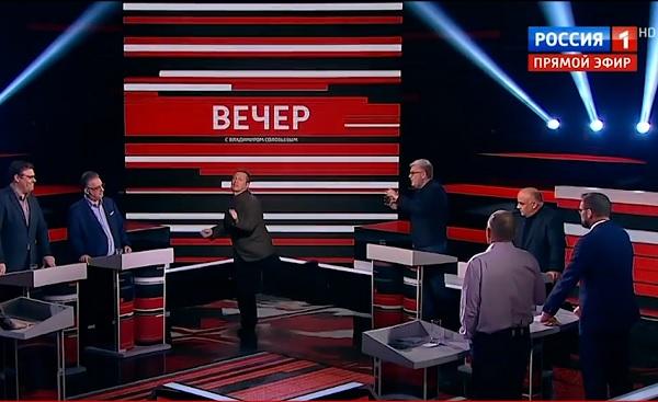 новости, Украина, Тимошенко, пинг-понг-, каблуки, Соловьев, росТВ, Россия 1, Дмитрий Куликов, Андрей Окара