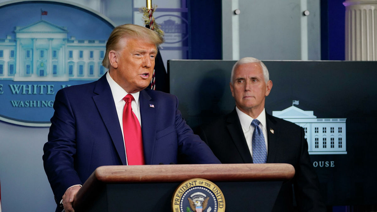 Пенс готов применить 25-ю поправку для отстранения Трампа от власти и занять его пост - CNN
