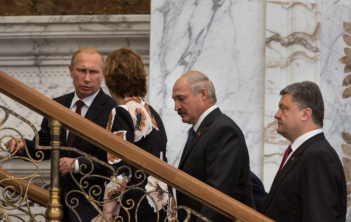 Порошенко предложил России инвестировать в восстановление Донбасса