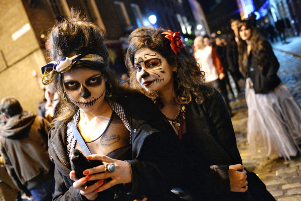 хэллоуин, праздники, дети, общество, происшествие, традиции, призраки