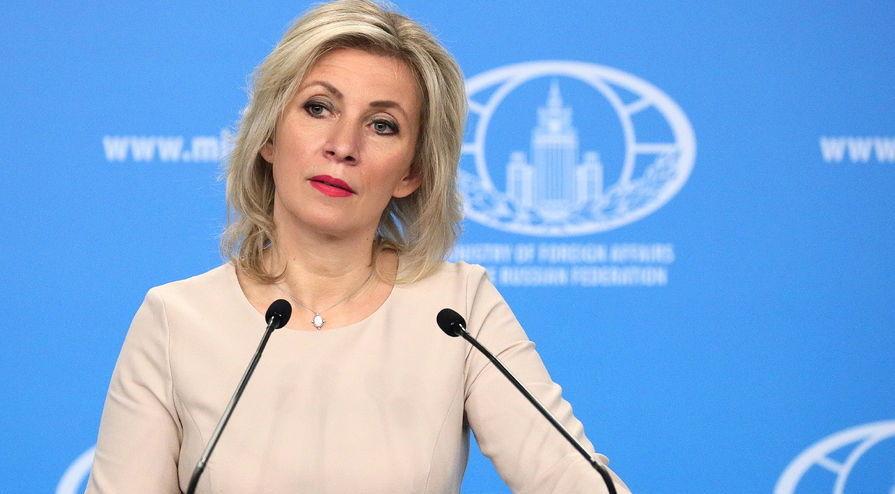 """Захарова обвинила Британию во лжи с инцидентом в Черном море: """"В Лондоне утратили манеры"""""""