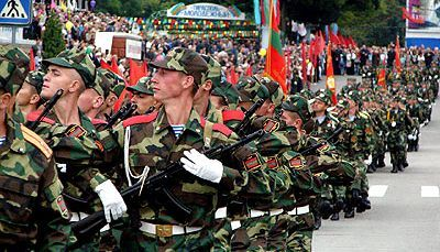 Президент Приднестровья объявил призыв военнообязанных в миротворческий контингент