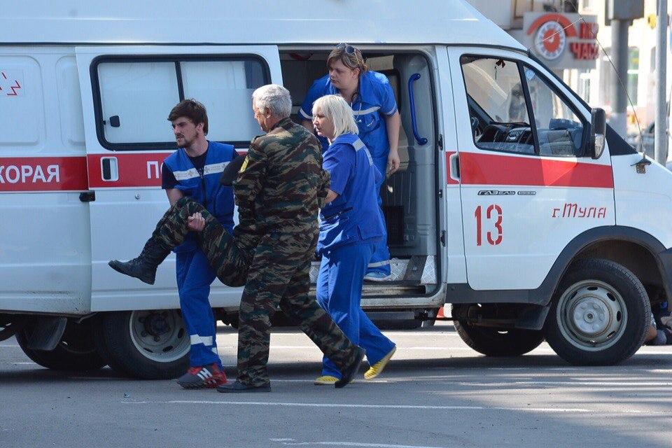 В России День победы превращают в экзекуцию: в Туле более 40 кадетов попали в больницу после репетиции парада