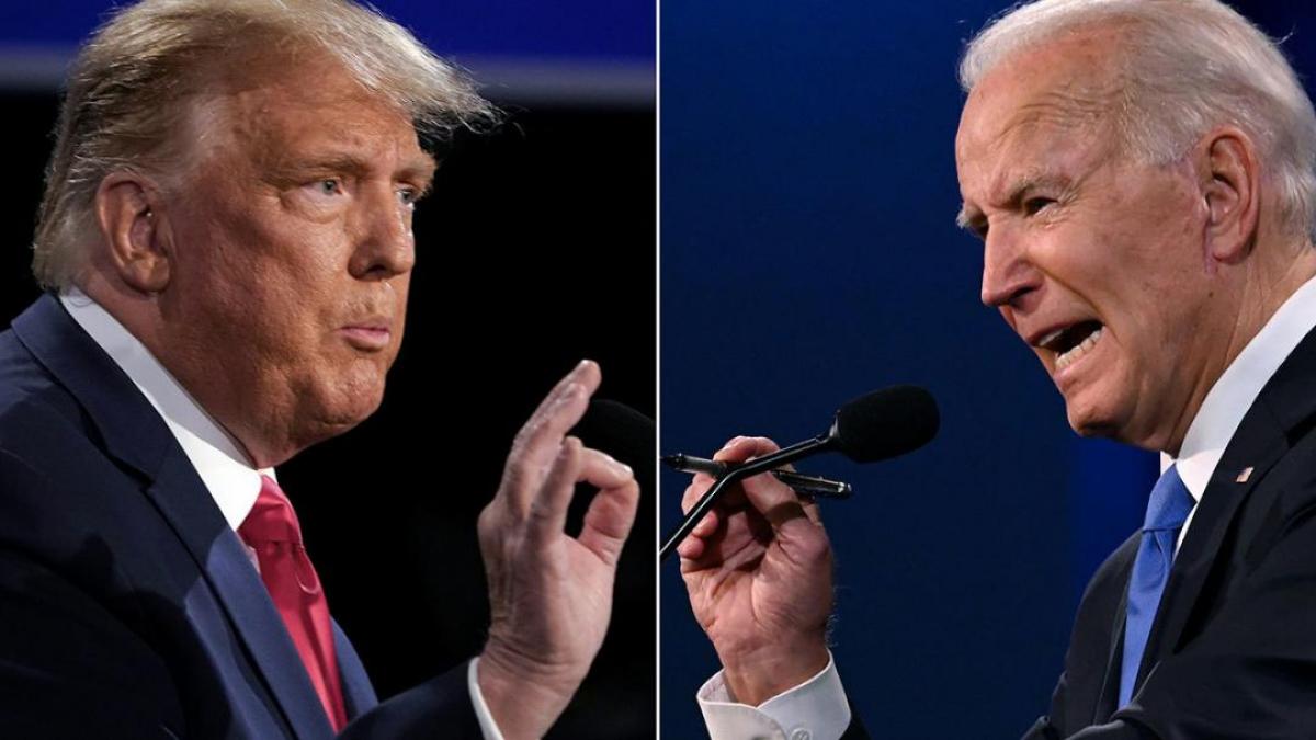 """Выборы в США 2020: """"Лидерство Байдена обманчиво. Сюрпризы могут быть и через месяц"""", - эксперт"""