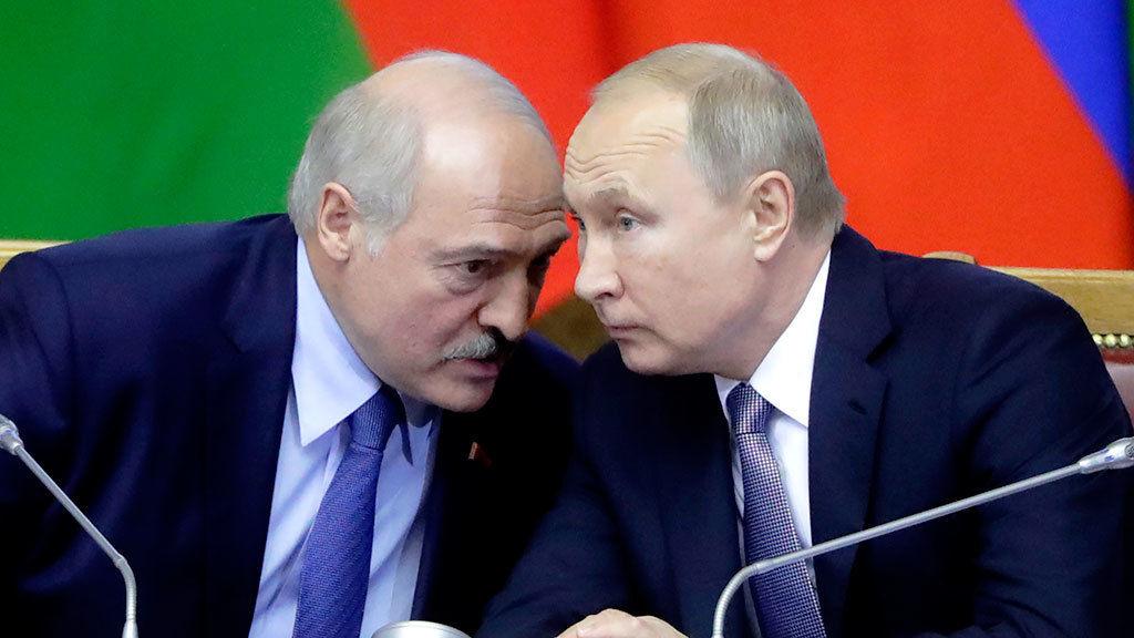 """СМИ подслушали разговор Путина и Лукашенко на яхте в Сочи: """"Если бы не эта ситуация, не было бы ничего"""""""