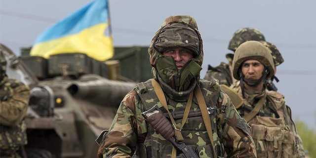 ВСУ, ООС, сепаратисты, оккупанты, бойцы,боевики, армия, оружение, вооружение