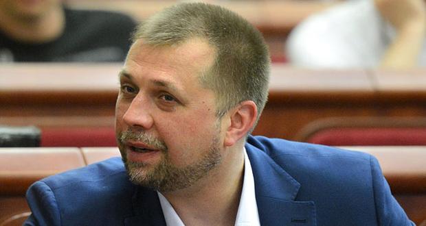 Официально: Премьер-министр ДНР А. Бородай ушел в отставку