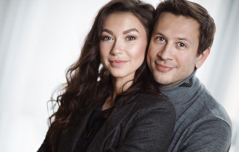 Жена Ступки ведущая Полина Логунова впервые показала лицо после пластической операции