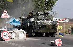СМИ: боевики обстреляли силы АТО под Мариуполем со стороны моря