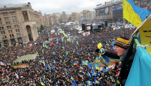 Украина у нас одна! И народ наш един!