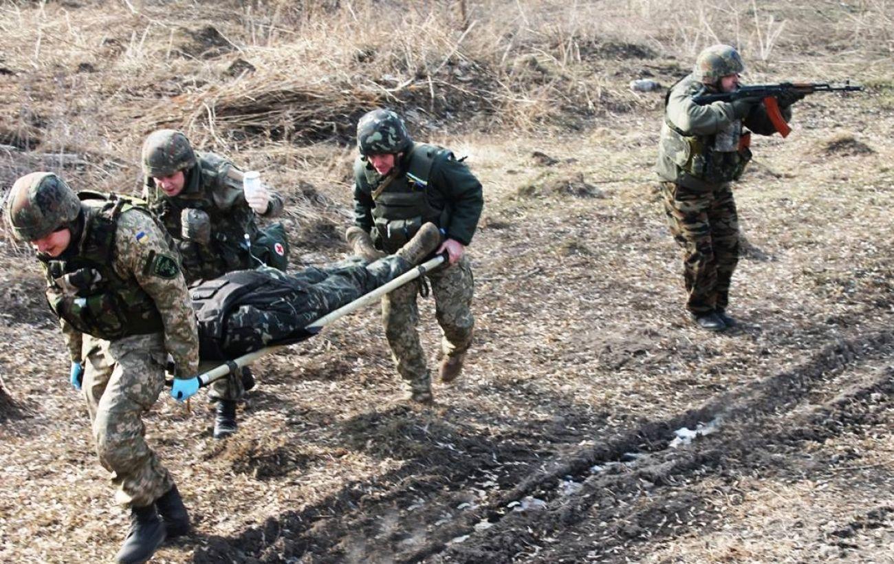 Российские наемники на Донбассе снова вели обстрелы – погиб военнослужащий ВСУ