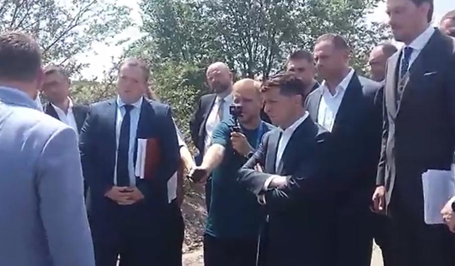 Зеленский, Николаевская область, СБУ, дороги, ремонт, тендер