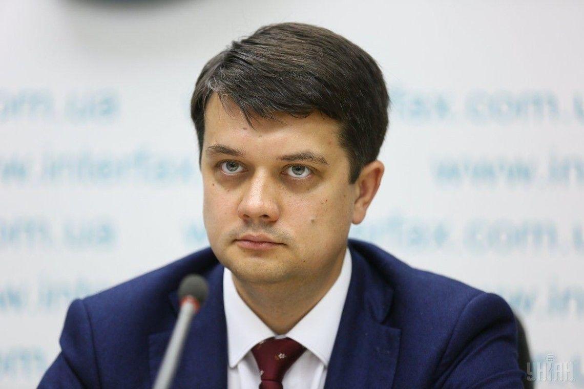 Референдум по Крыму и Донбассу: Разумков жестко ответил Кравчуку