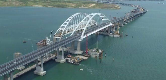 """Ученый ответил, почему Крымскому мосту грозит разрушение: """"Прямо под ним проходит граница"""""""