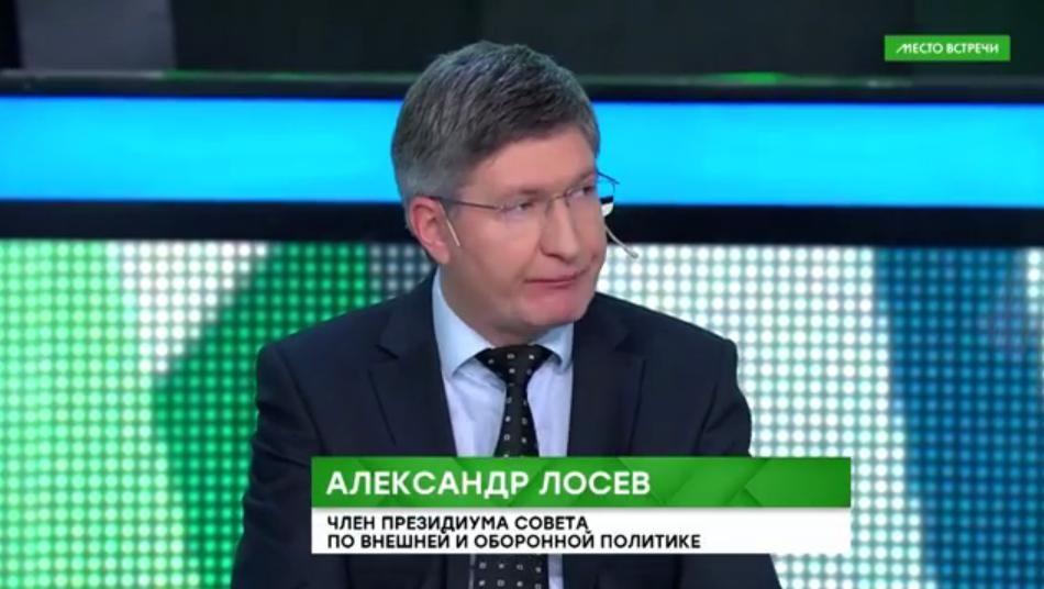 """Российский политолог в эфире НТВ предложил раскатать Киев танками: """"США перешли красную линию"""""""