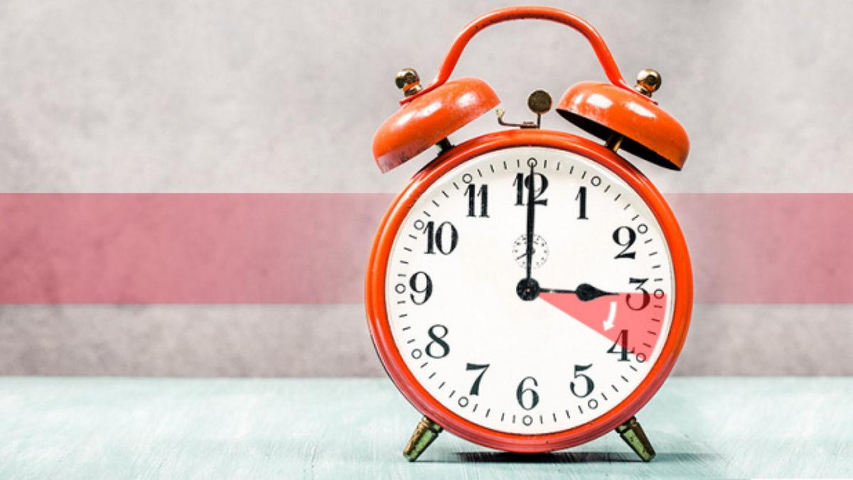 Когда украинцам нужно будет переводить часы: условия и причины