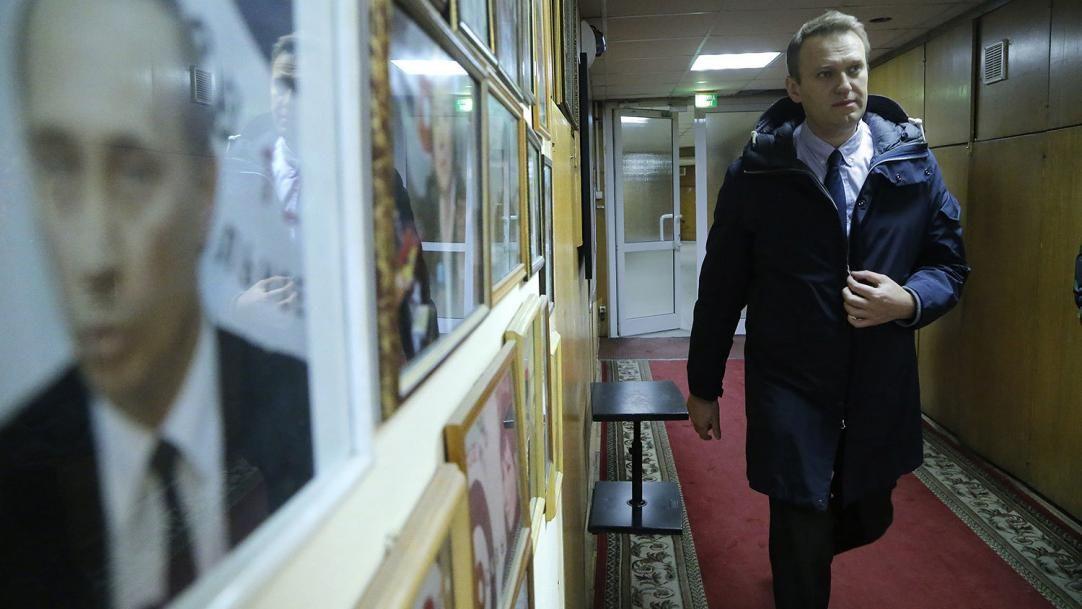 Портников объяснил, почему арестовали Навального