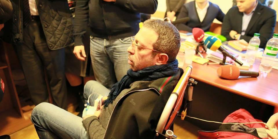 Геннадия Корбана в суде оставили без медиков. Заседание длится 29 часов