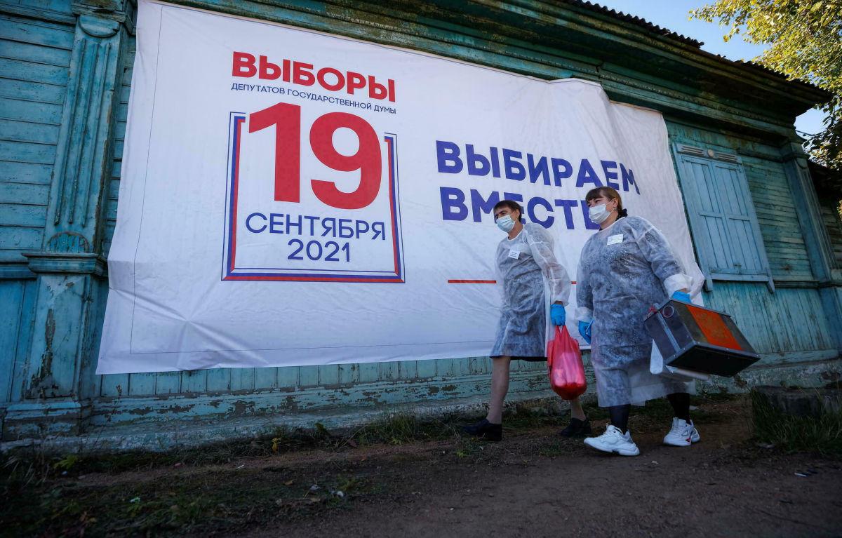 """""""Что у них в головах?"""" - новое видео фальсификации выборов в Думу возмутило россиян в Сети"""