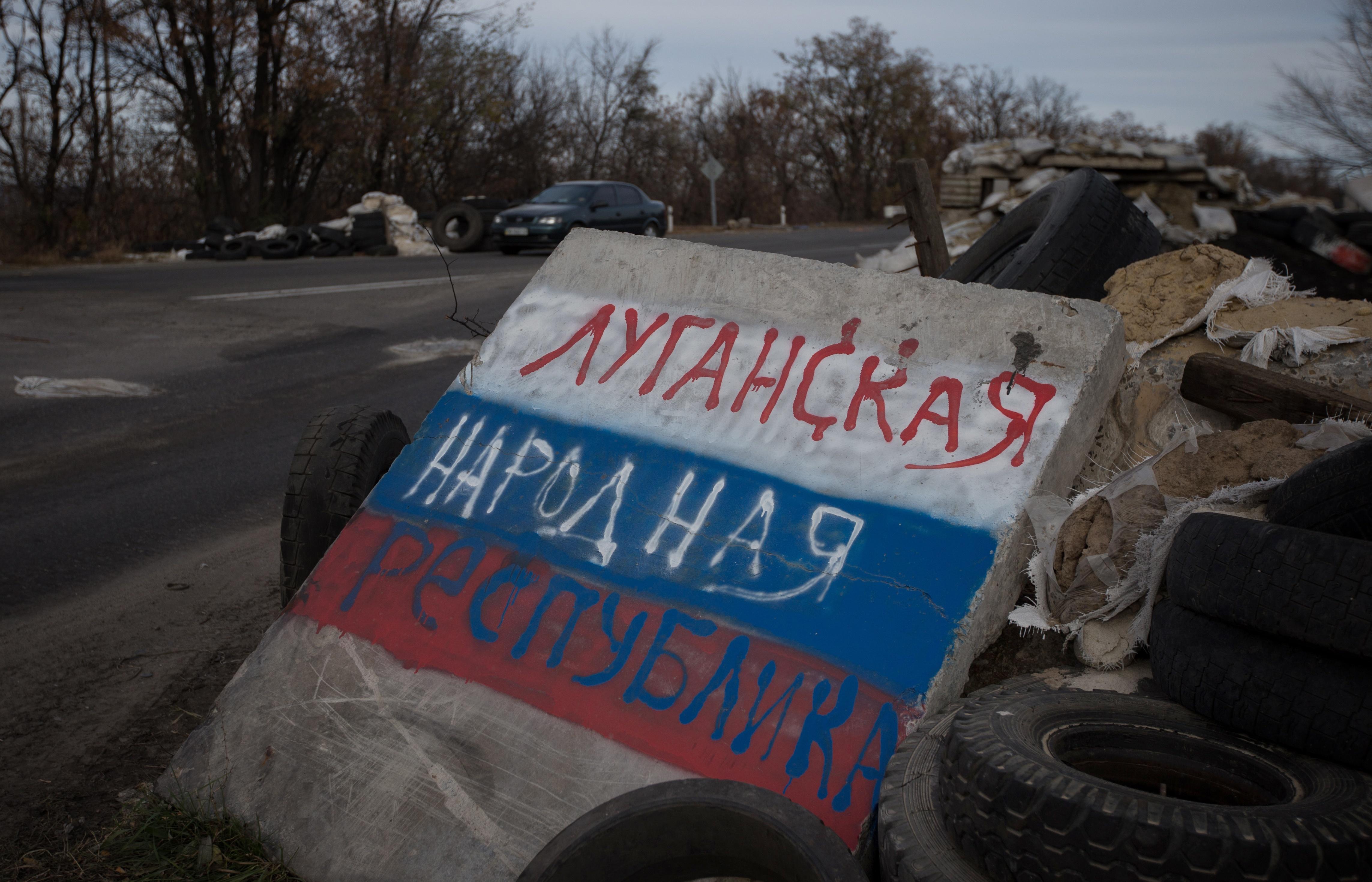Вооруженные провокации вблизи оккупированного Луганска: снайперы оккупантов пытались убить воинов АТО вблизи Новотошковского