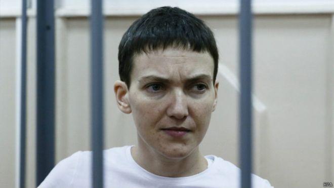 Савченко приостановила голодовку: украинский консул посетил летчицу в следственном изоляторе - Климкин