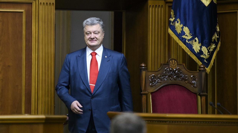 Порошенко отреагировал на введение Россией санкций против Украины – видео
