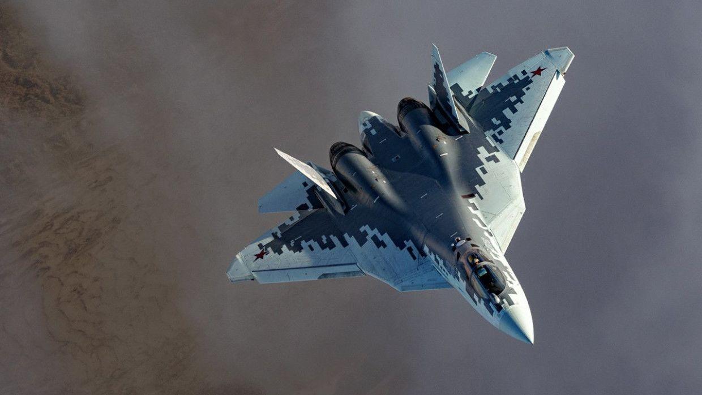 """Российский стелс-истребитель """"Су-57"""" - самый худший в мире: эксперт озвучил все минусы самолета"""