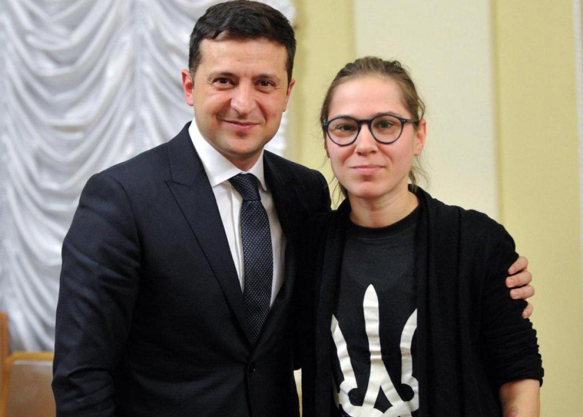 Украина, политика, встреча, зеленский, организаторы, студенты, евромайдан