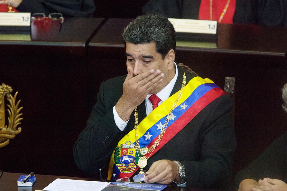 """США готовы добить """"друга"""" Путина Мадуро: свергнутого президента Венесуэлы лишат главного преимущества"""