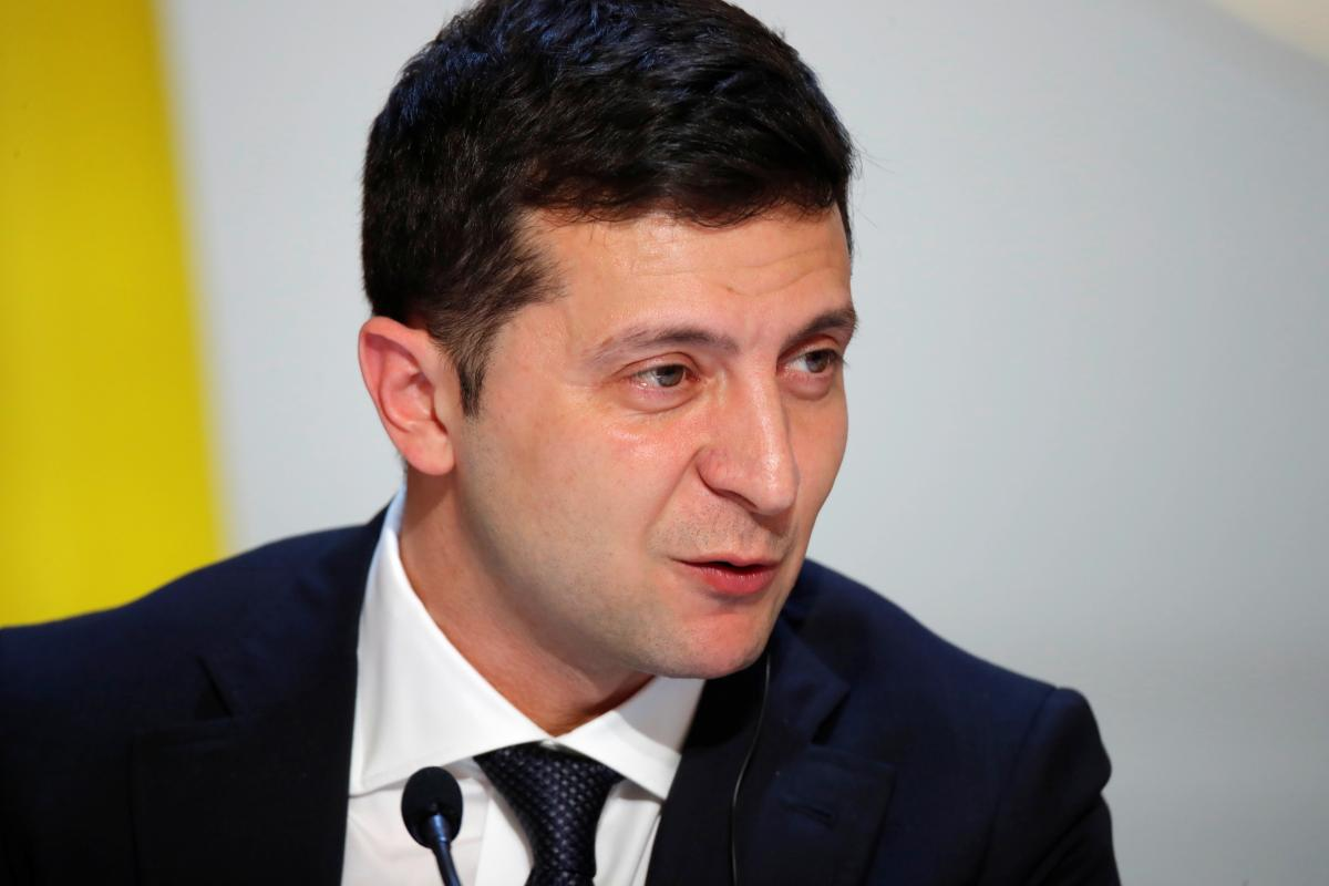 Зеленский рассказал о главном споре с Путиным в Париже