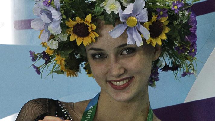 Крымская гимнастка Ризатдинова: Украина мне дала все! В Рио за желто-синие цвета и Родину порву всех!