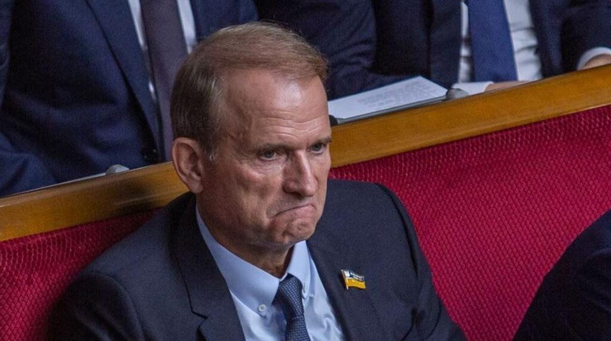Санкции против Медведчука: опрос показал, сколько украинцев поддержали СНБО