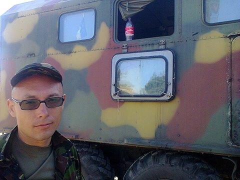Белоцкий Тарас, боец ВСУ, погиб за Украину в боях за село Желобок на Луганщине: опубликованы кадры