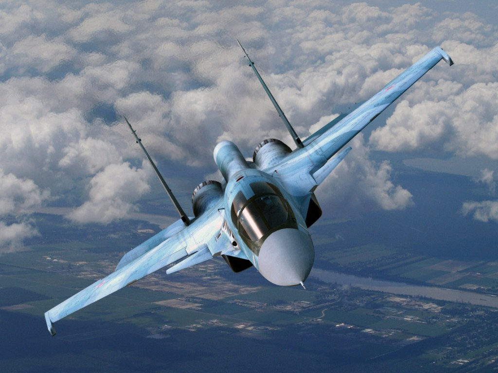 Россия позарилась на самолет-разведчик США: ВВС РФ подняли Су-27 для перехвата разведчика ВВС США над Балтикой
