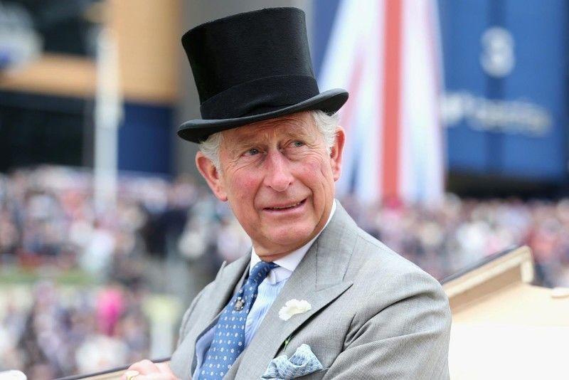 Принц Чарльз со слезами на глазах покинул палату герцога Эдинбургского в больнице
