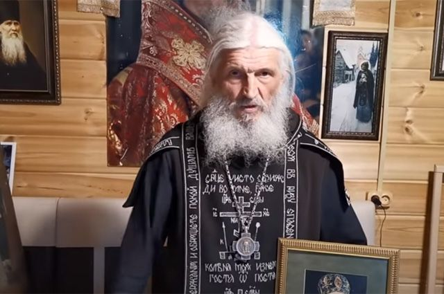 В России арестовали схимонаха Сергия, ОМОН провел штурм: он призывал Путина уйти в отставку и покаяться вместе Гундяевым