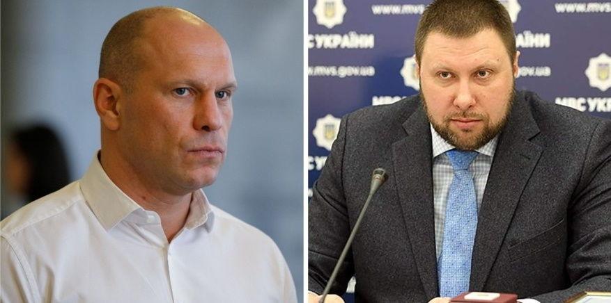 """Кива оскорбил советника Авакова из-за диссертации: """"Трутень, таких, как ты, много!"""""""
