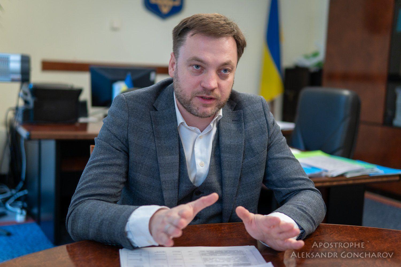 """В """"Слуге народа"""" признались, кто предложил Зеленскому заменить Авакова на Монастырского"""